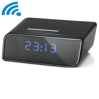 デジタル置時計型ビデオカメラ